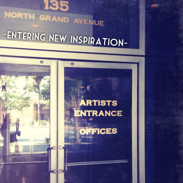 Artist Entrance