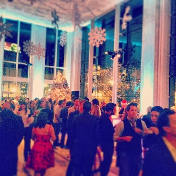 LA Mag Holiday Party