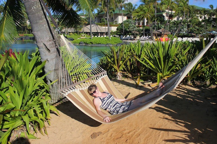 Grand Hyatt Kauai Hammock - Heather Toner