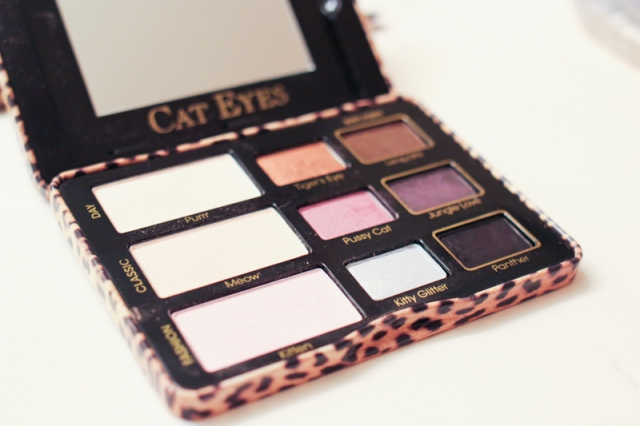Too Faced Cat Eyes Eye shadow palate