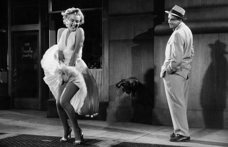 Seven Year Itch - Subway Grates