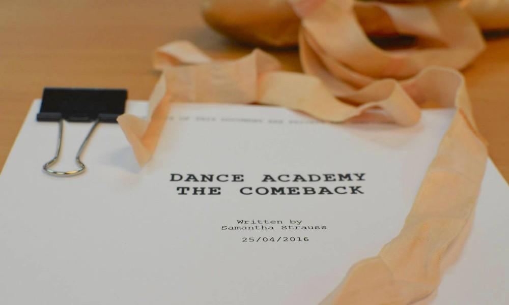 Dance Academy feature film