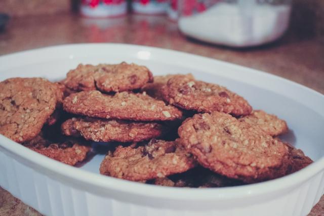 gidget oatmeal cookies