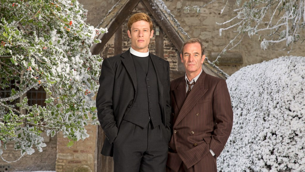 Grantchester | Photo via Masterpiece