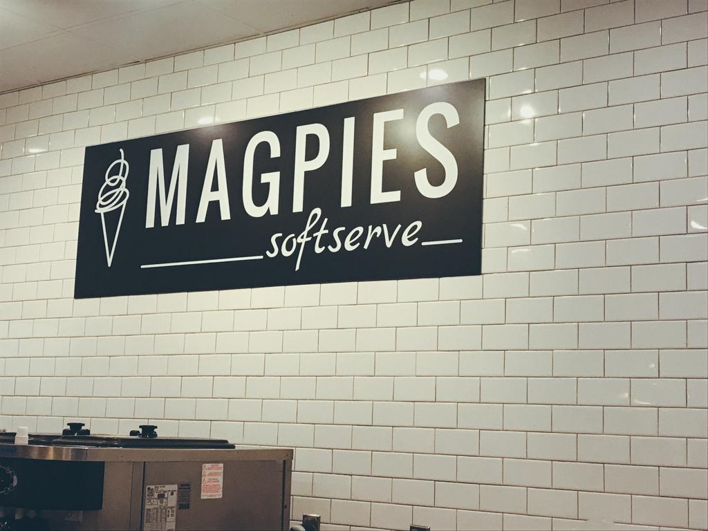 magpies soft serve